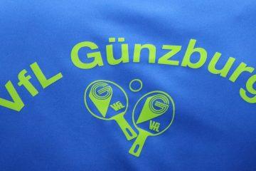 VfL Günzburg Tischtennis Trikot