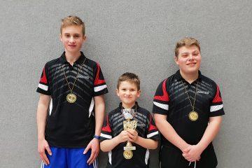 VfL Günzburg Tischtennis Bezirkspokal Jugend