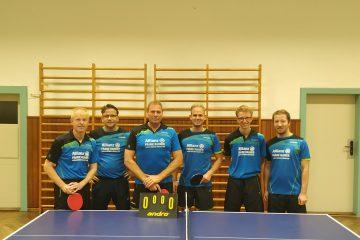 VfL Günzburg Tischtennis 1. Herrenmannschaft