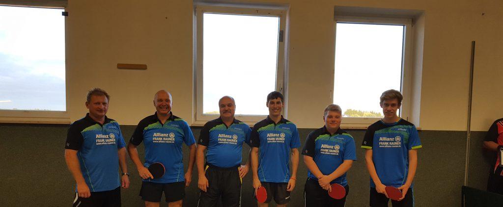 VfL Günzburg Tischtennis 3. Herrenmannschaft