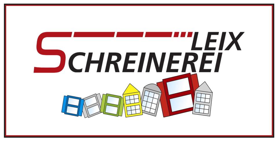 Schreinerei Leix Logo