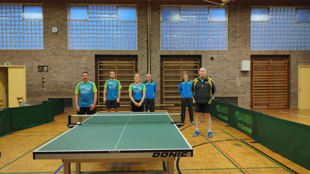 VfL Günzburg Tischtennis 2. Herrenmannschaft